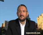 La responsabilité de vivre en Israël.