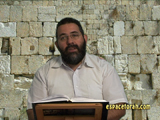 La présence de D. dans la souffrance d'Israël.
