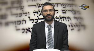 Tetsavé: Attacher le 'Hochen au Ephod