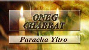 Oneg chabbat image yitro