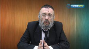 Arriver à la plénitude par l'étude de la Torah
