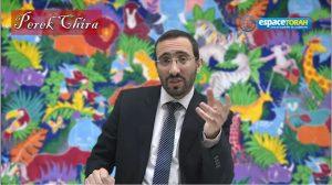 Perek Chira : le chant d'Eretz Israël