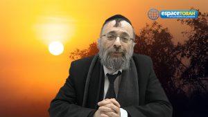 Le pilier de la émouna d'Israël