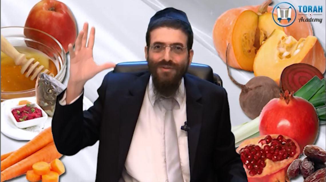 Lois élémentaires du Seder de Roch Hachana