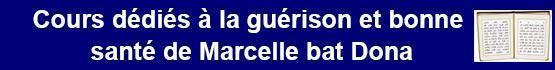 Marcelle bat Dona