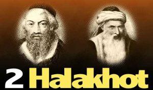 2HALAKHOT