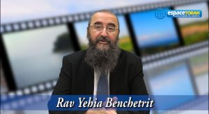 Recommandation du site Espacetorah.com par Rav Yehia Benchetrit